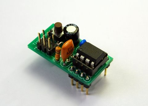 Tiny25 header board